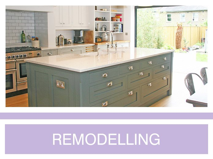 Internal Remodelling